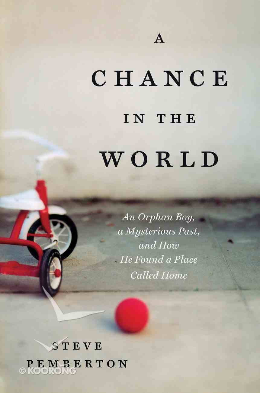 A Chance in the World eBook