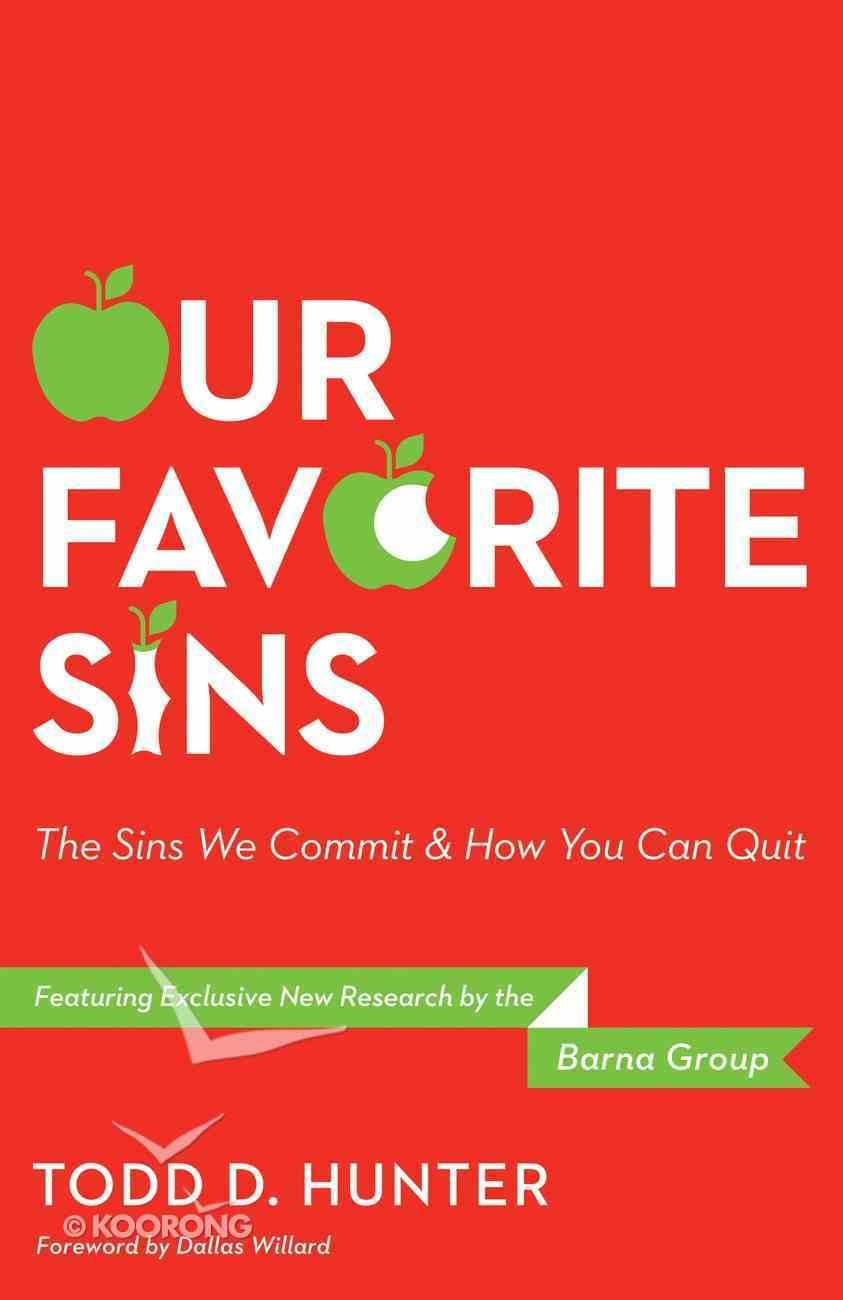 Our Favorite Sins eBook