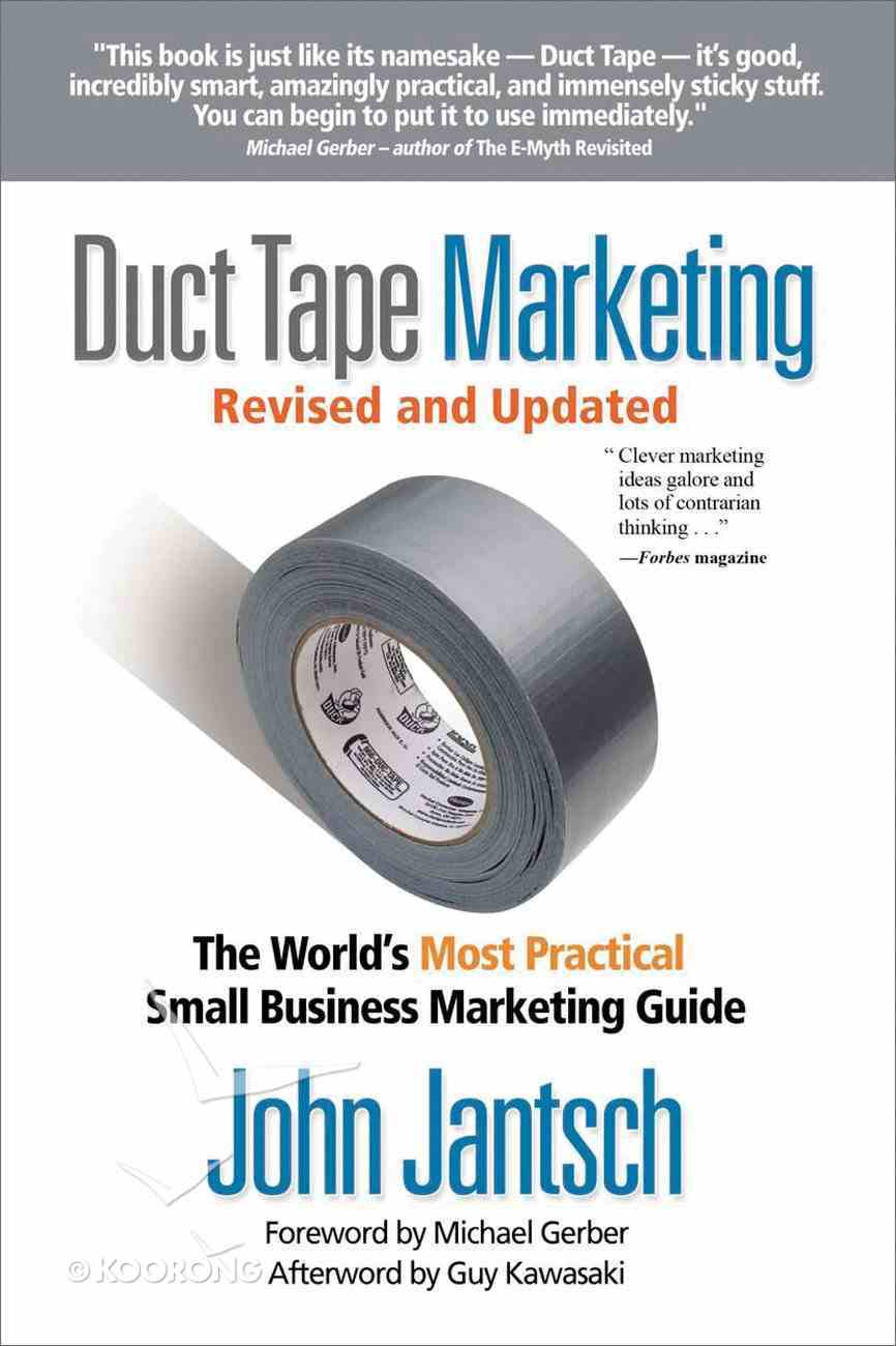 Duct Tape Marketing Revised and Updated eBook