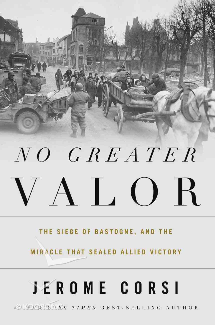 No Greater Valor eBook