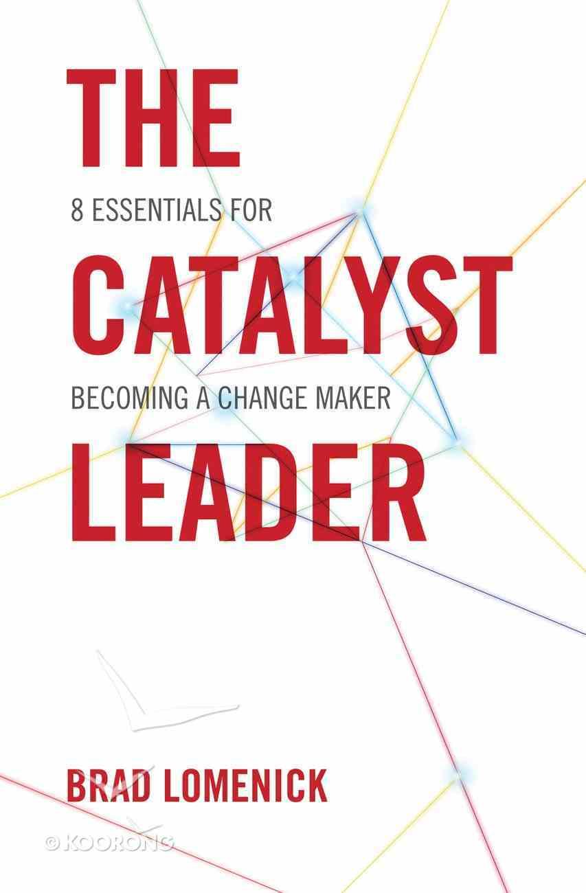The Catalyst Leader eAudio Book