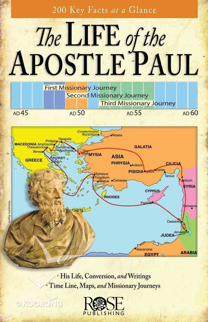 Life of Paul Overview (Rose Guide Series) eBook