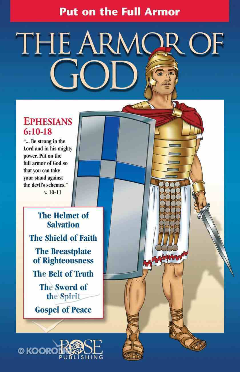 Armor of God: Put on the Full Armor (Rose Guide Series) eBook