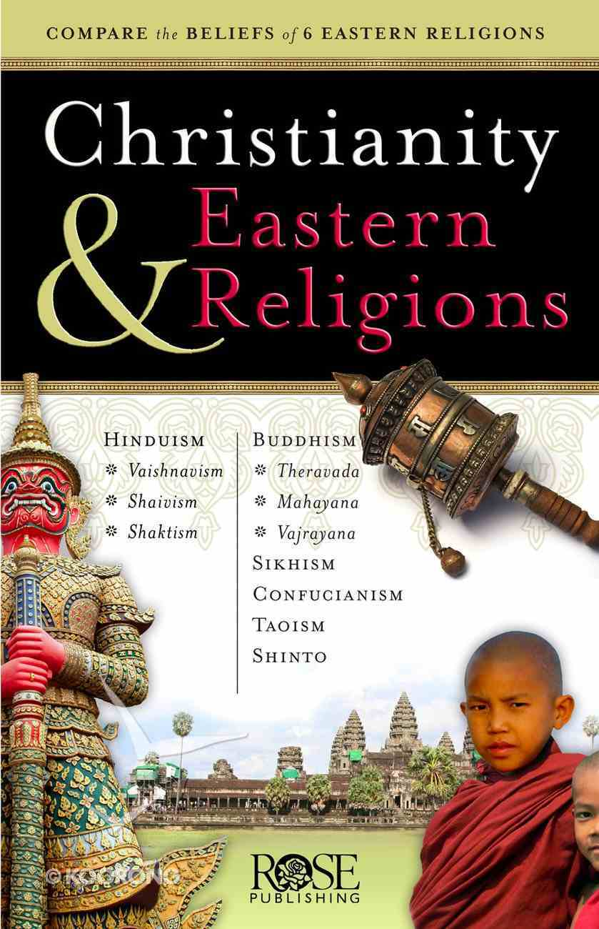 Christianity & Eastern Religions (Rose Guide Series) eBook