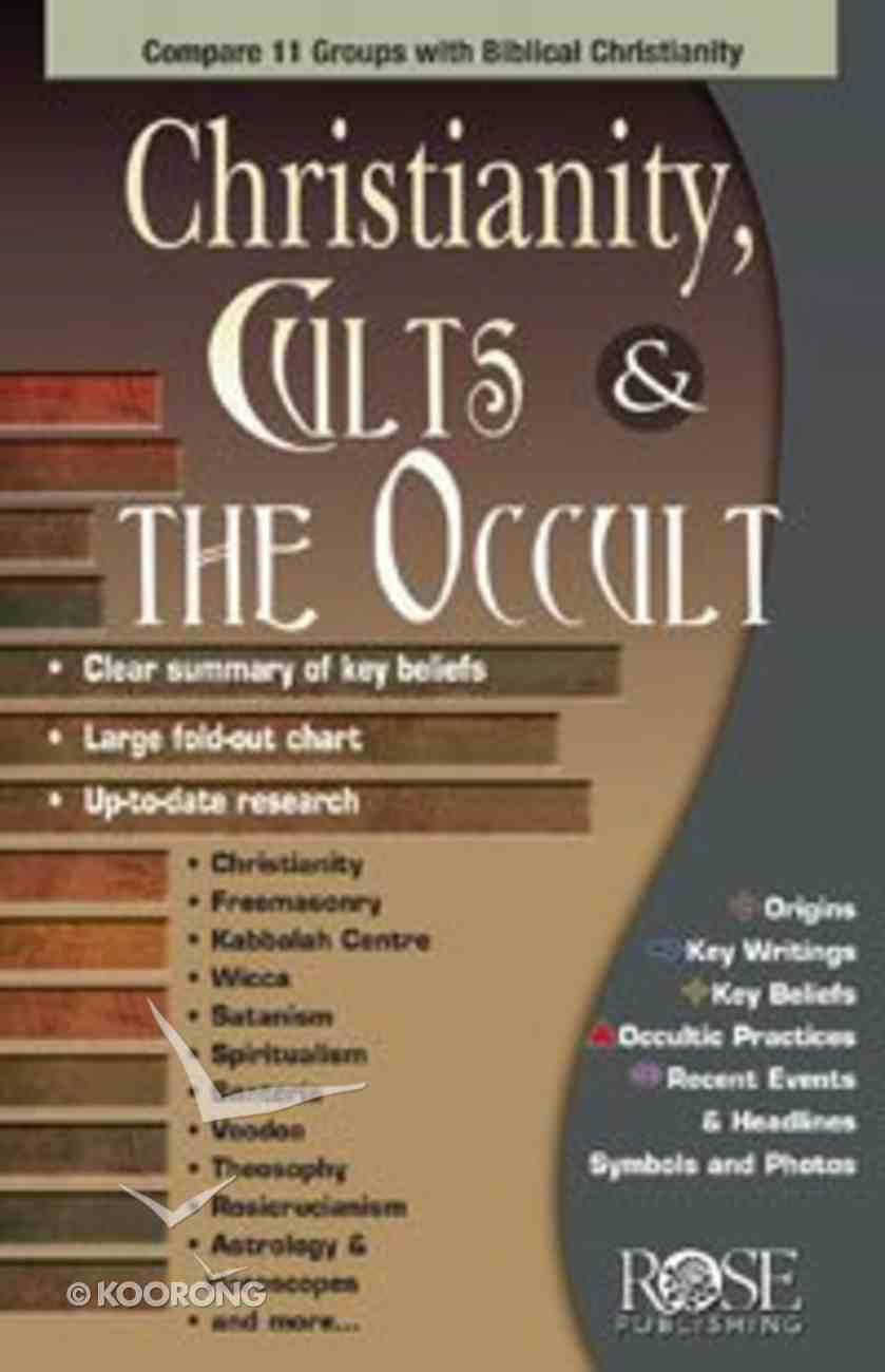 Christianity, Cults & the Occult eBook