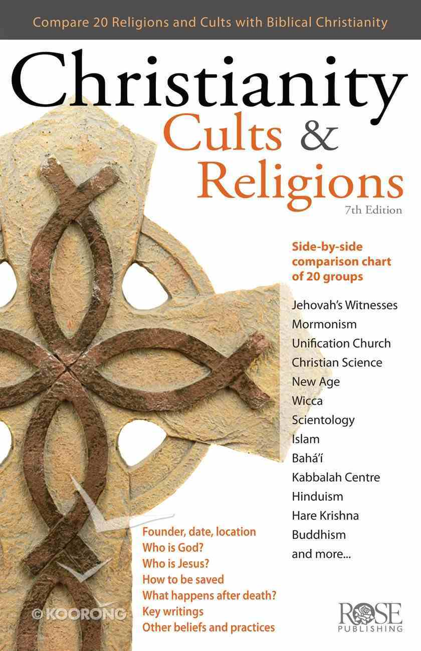 Christianity, Cults and Religions (Rose Guide Series) eBook