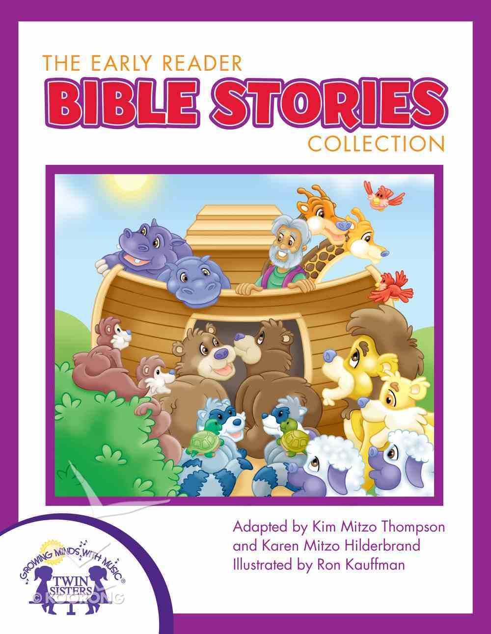 The Ultimate Bible Songs Collection (With Cd) eBook