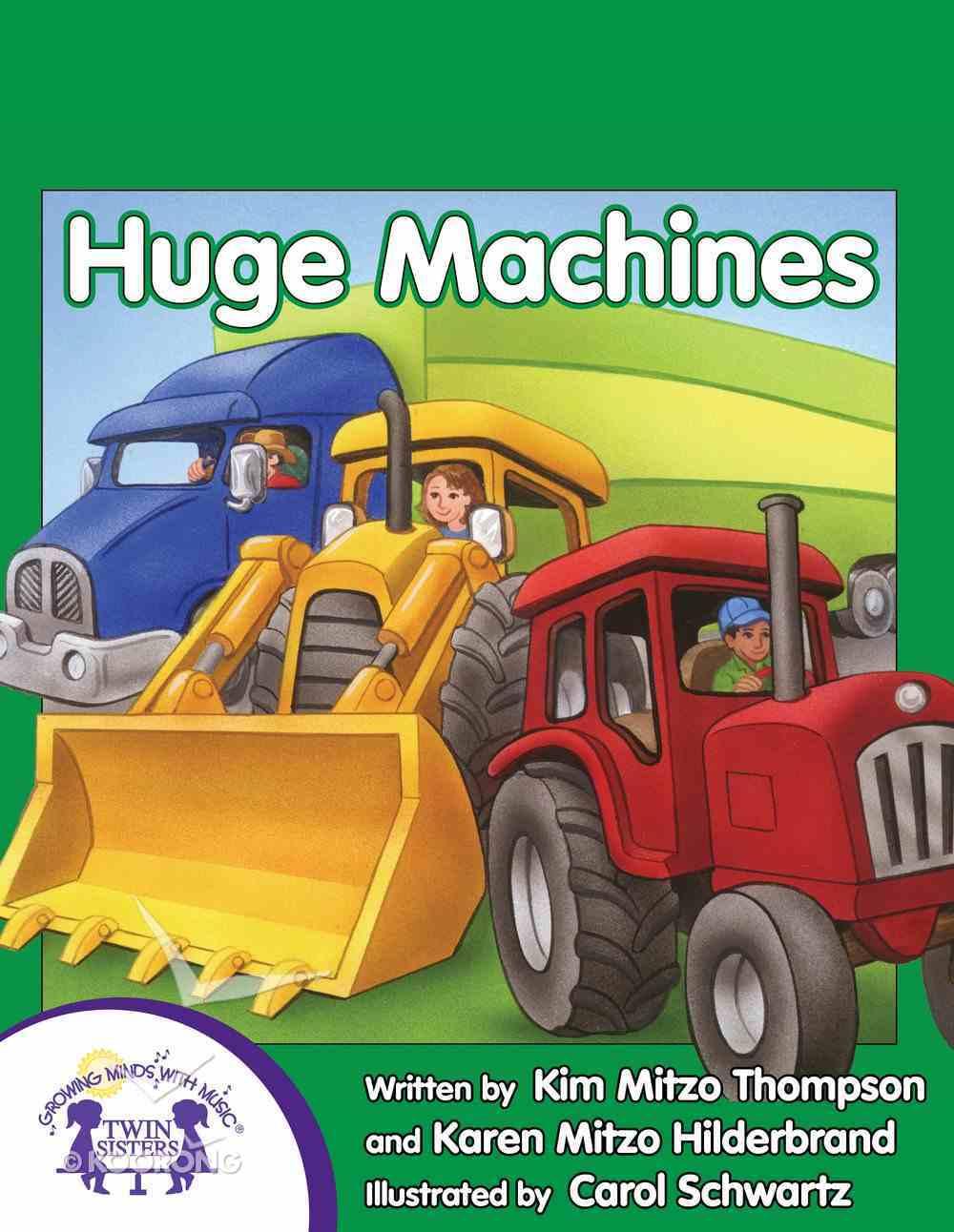 Huge Machines eBook