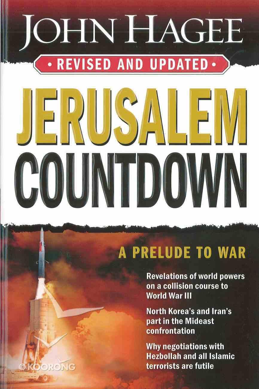 Jerusalem Countdown - Revised eBook