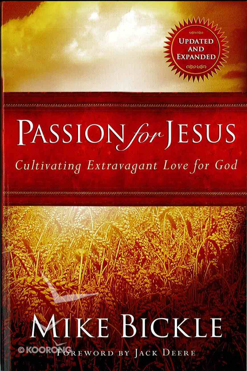 Passion For Jesus eBook