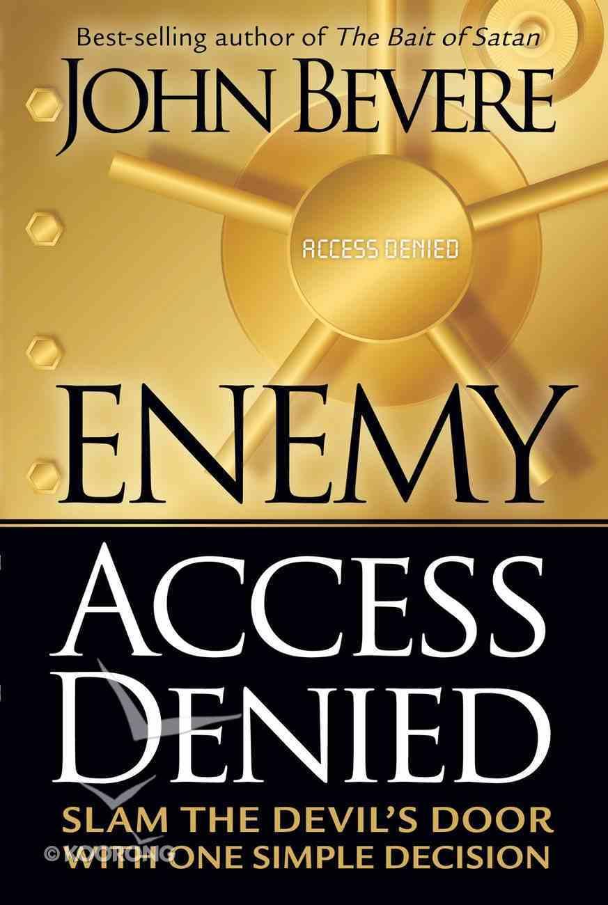 Enemy Access Denied eBook