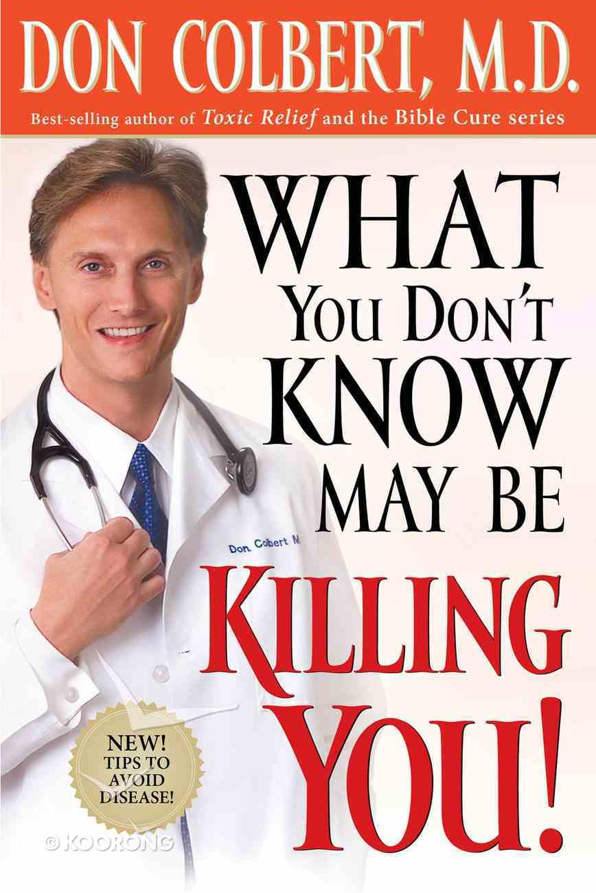 What You Don't Know May Be Killing You eBook