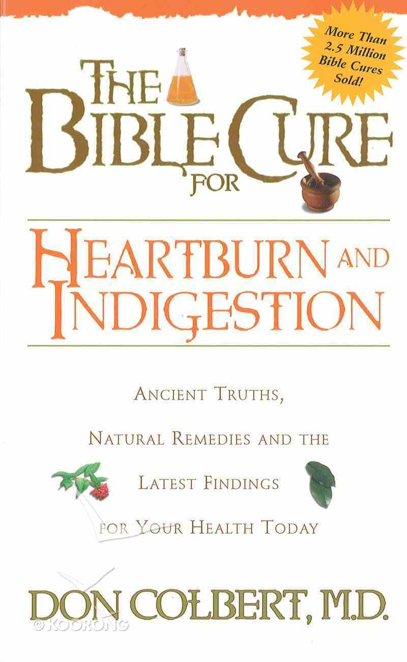 The Bible Cure For Heartburn eBook