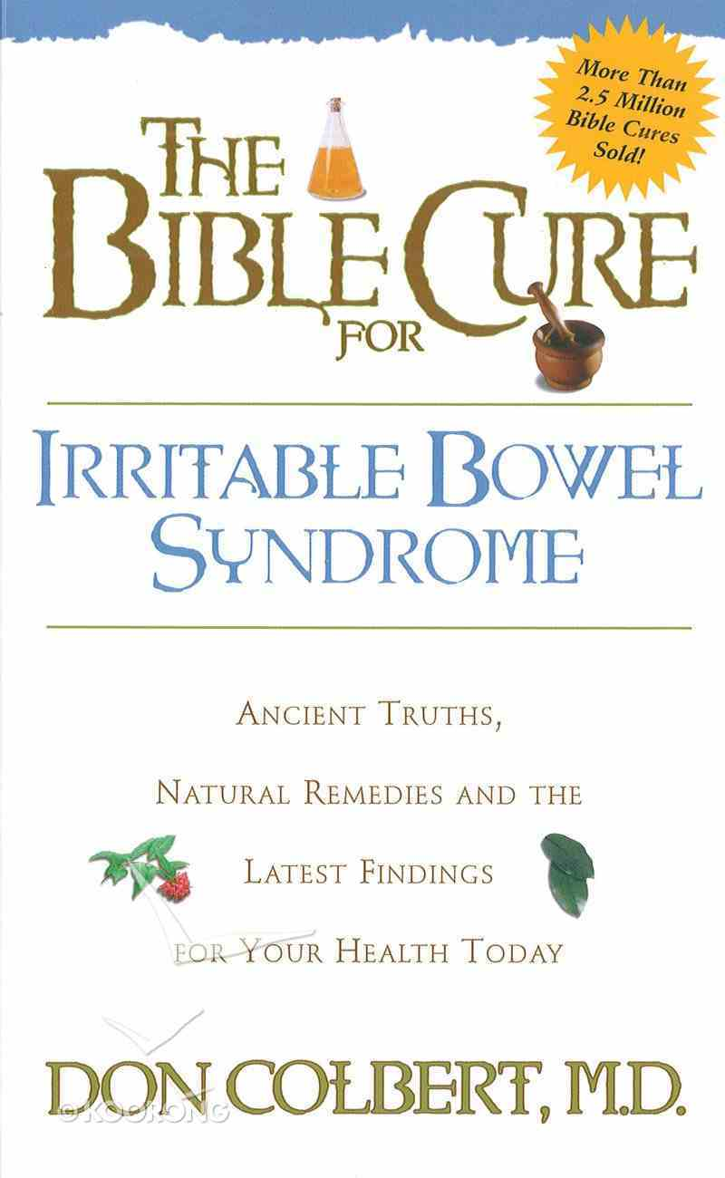 The Bible Cure For Irrritable Bowel Syndrome (Bible Cure Series) eBook