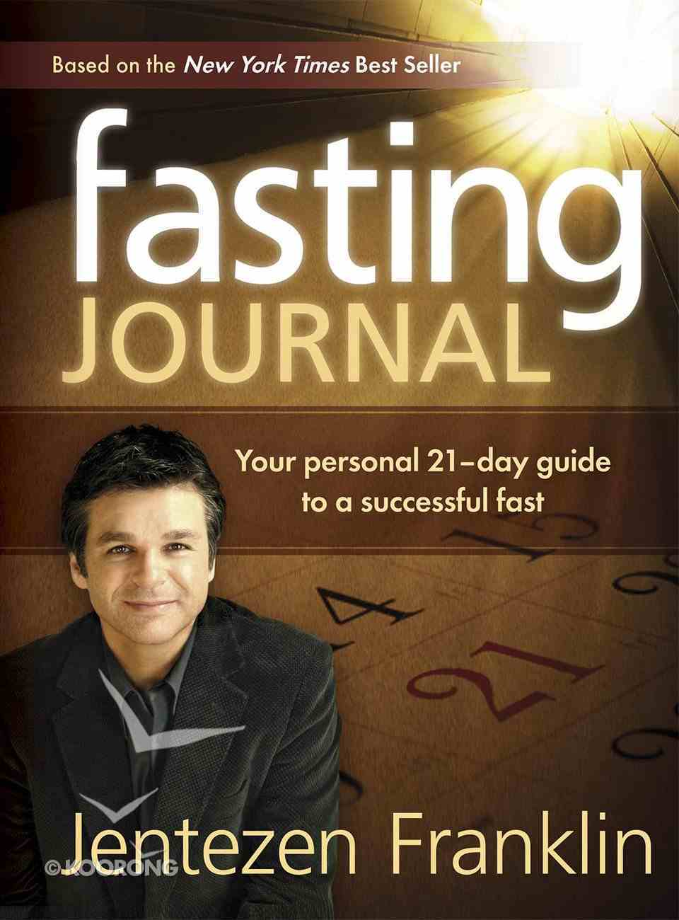 Fasting Journal eBook