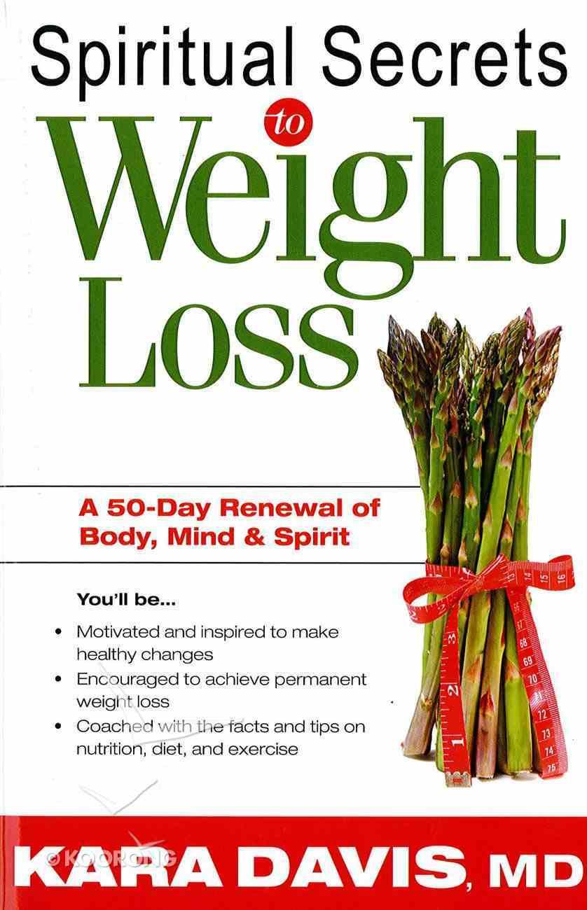 Spiritual Secrets to Weight Loss eBook