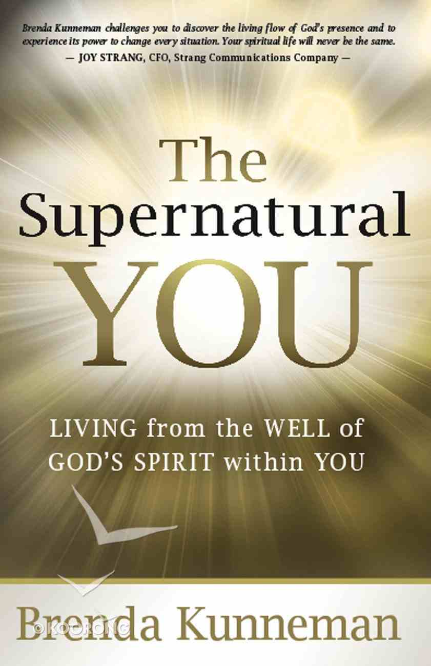 The Supernatural You eBook