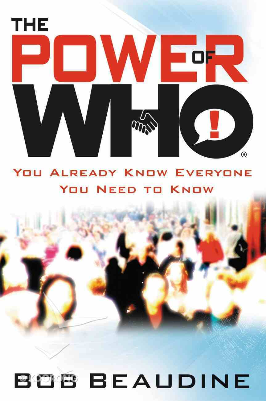 The Power of Who eBook