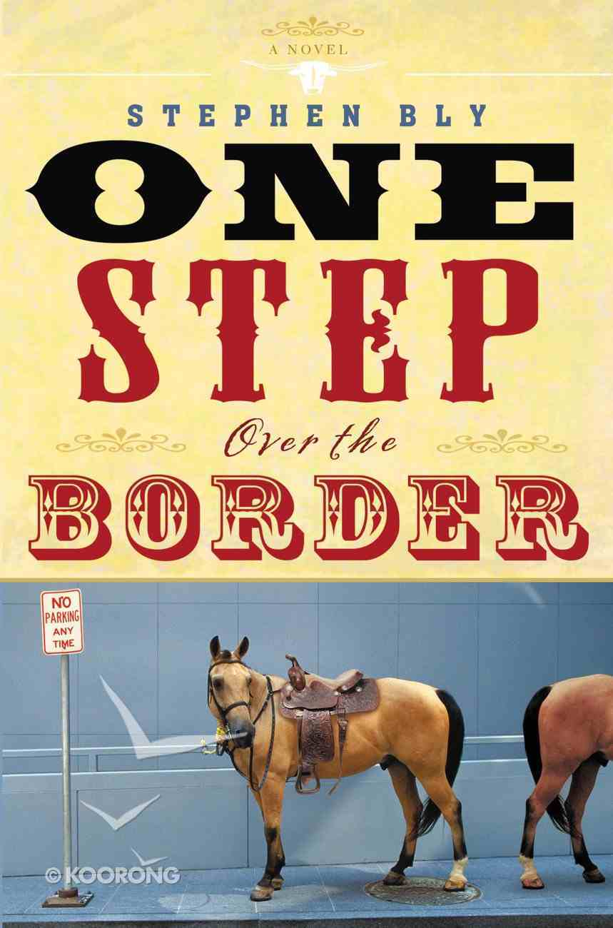 One Step Over the Border eBook