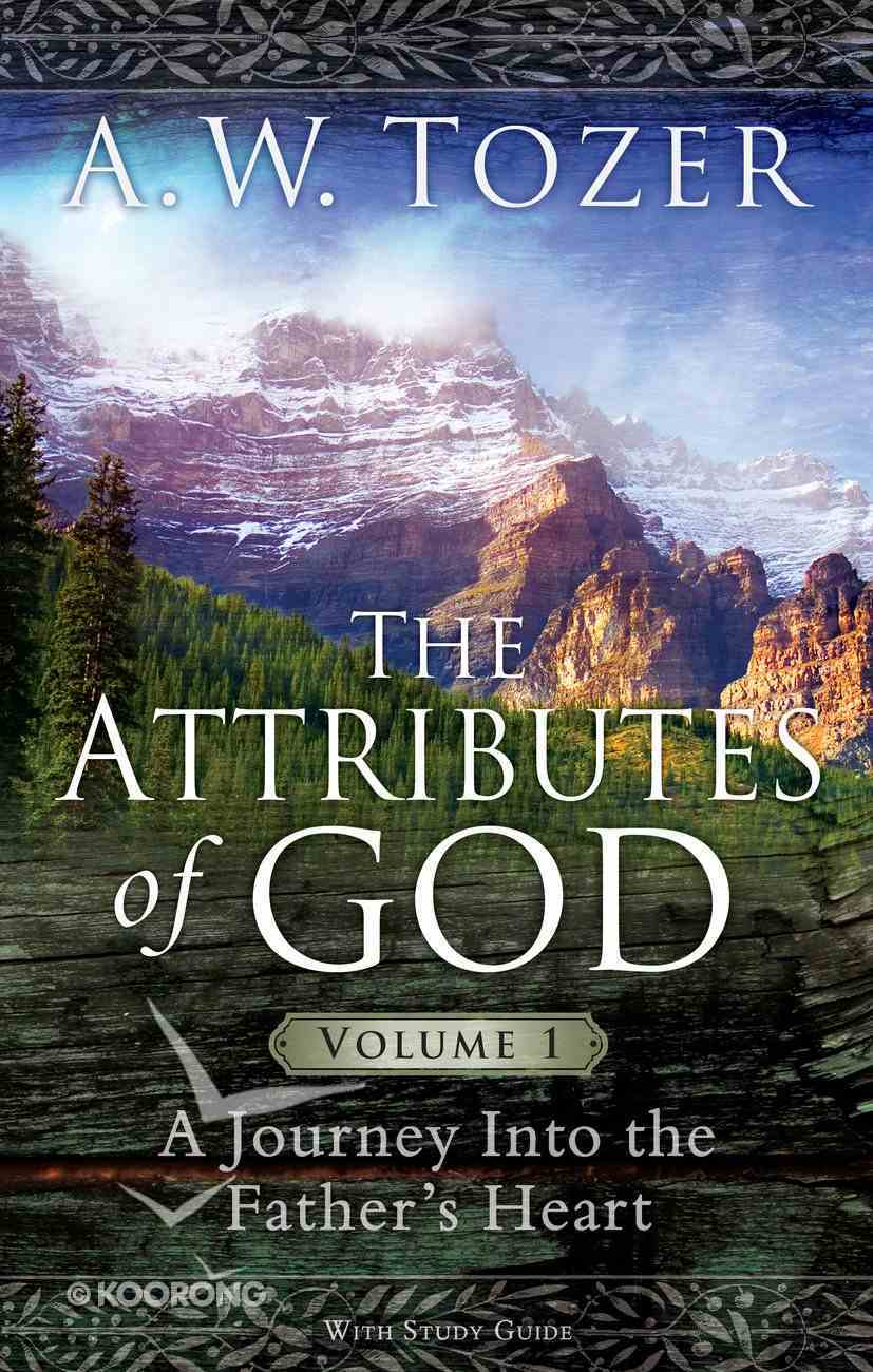 The Attributes of God Volume 1 eBook