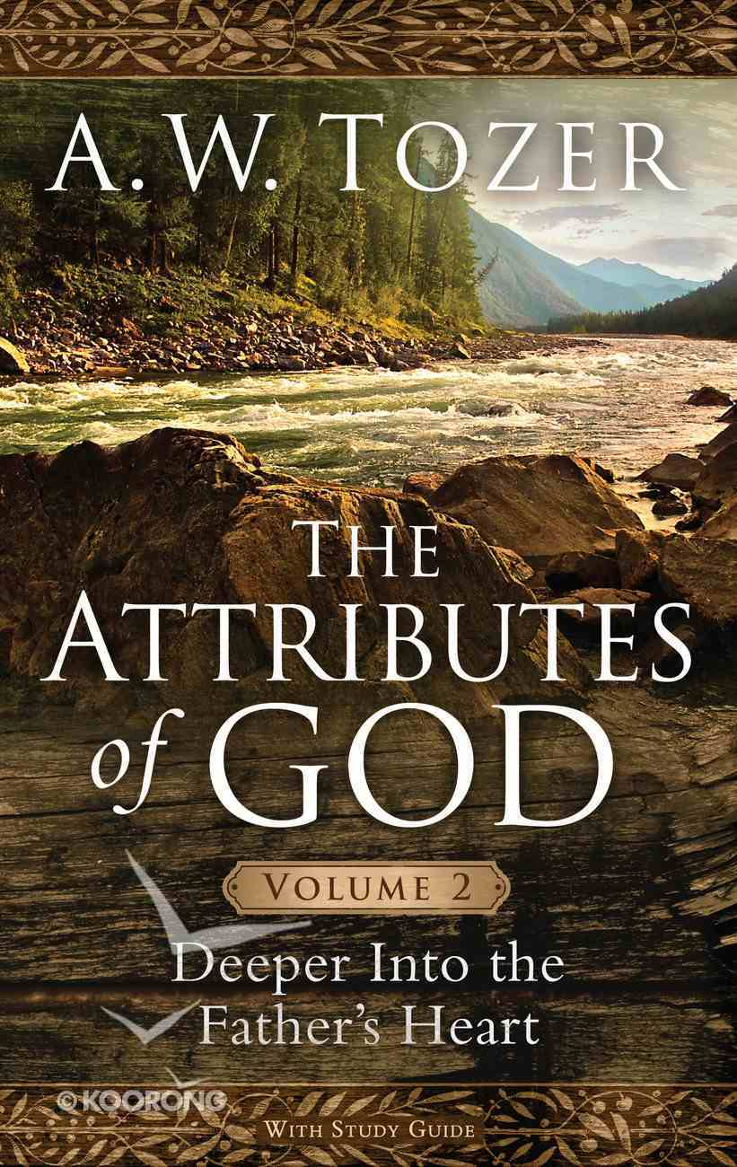 The Attributes of God Volume 2 eBook