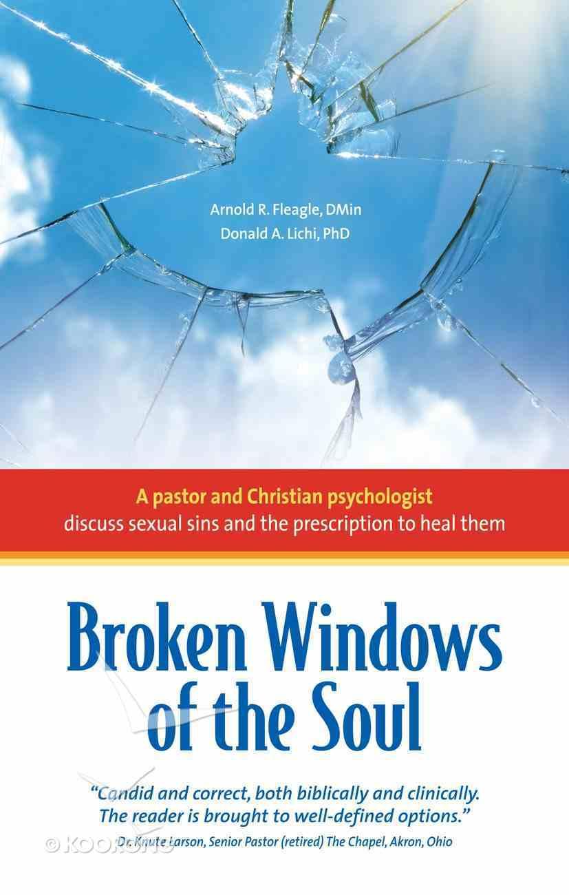 Broken Windows of the Soul eBook