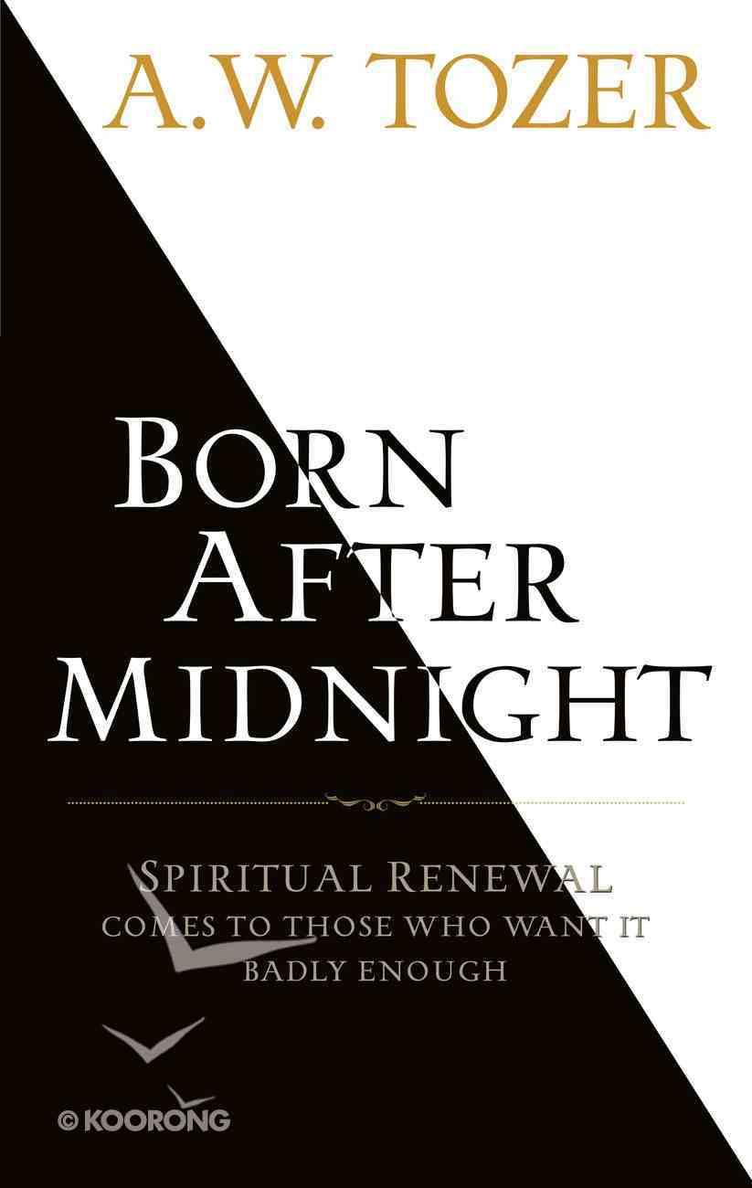 Born After Midnight eBook