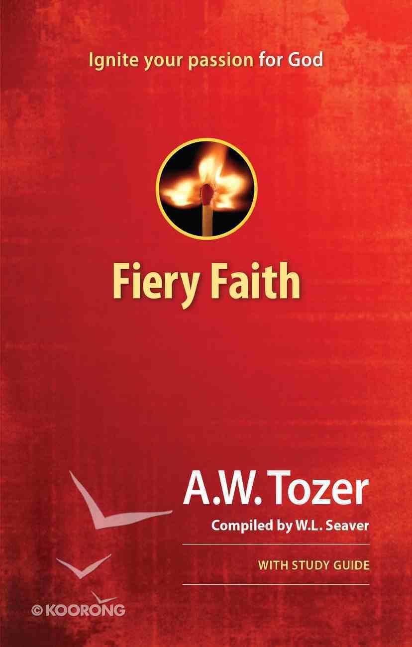 Fiery Faith eBook