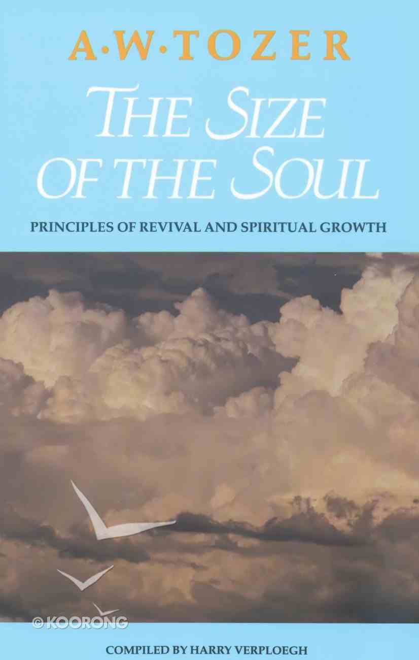 The Size of the Soul eBook