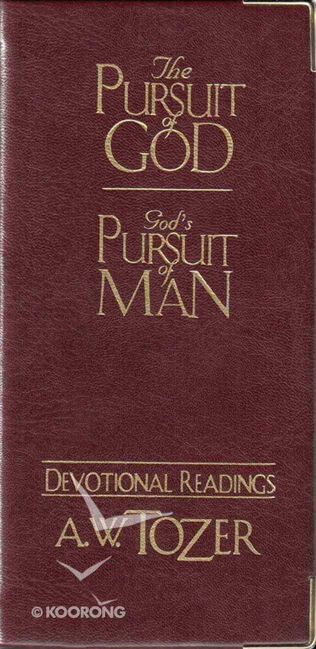 The Pursuit of God / God's Pursuit of Man Devotional eBook