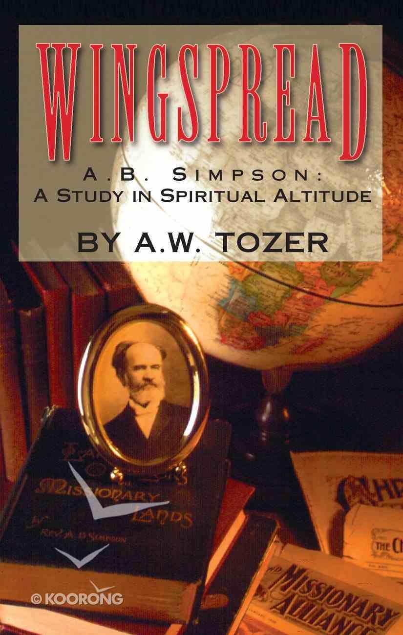 Wingspread eBook