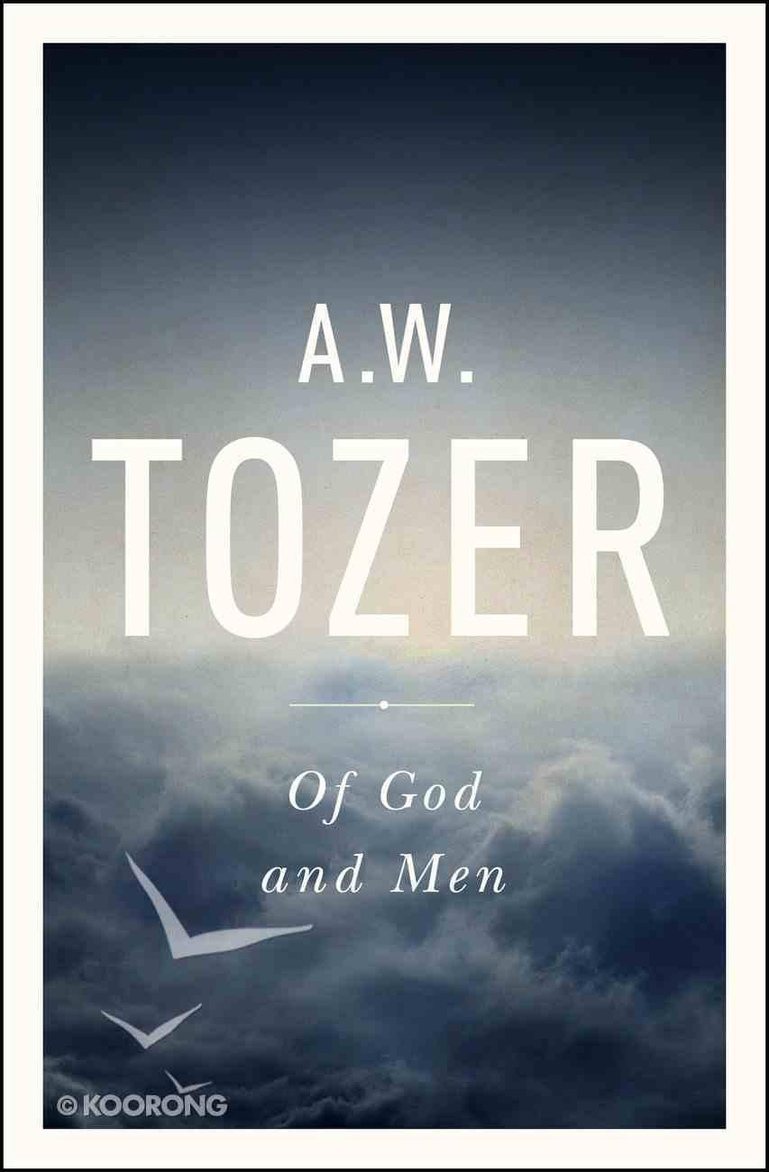 Of God and Men eBook