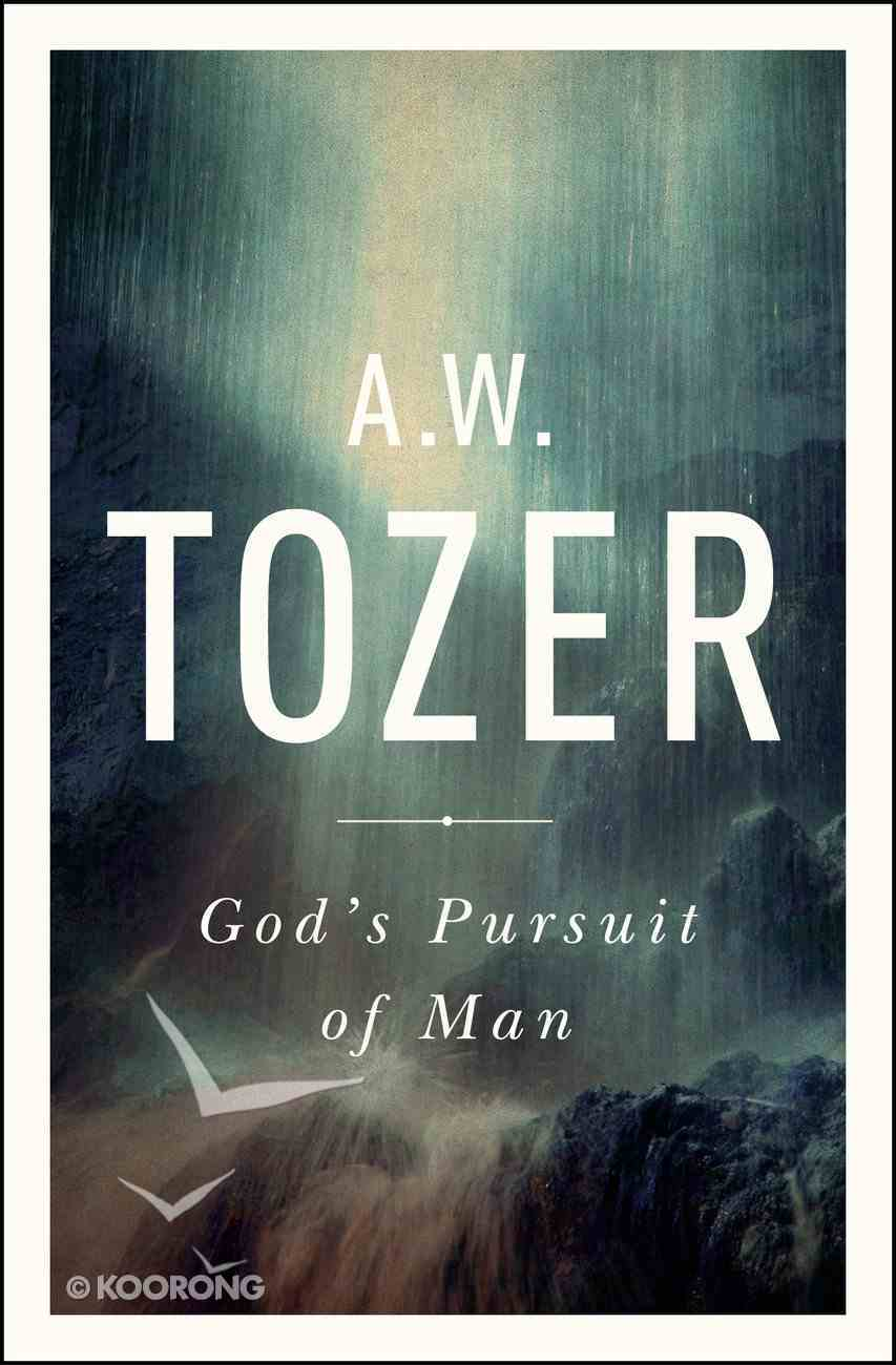 God's Pursuit of Man eBook