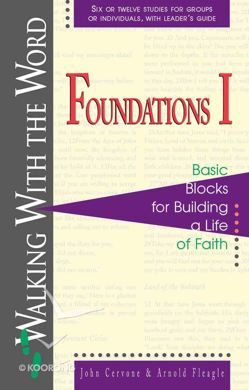 Foundations I eBook