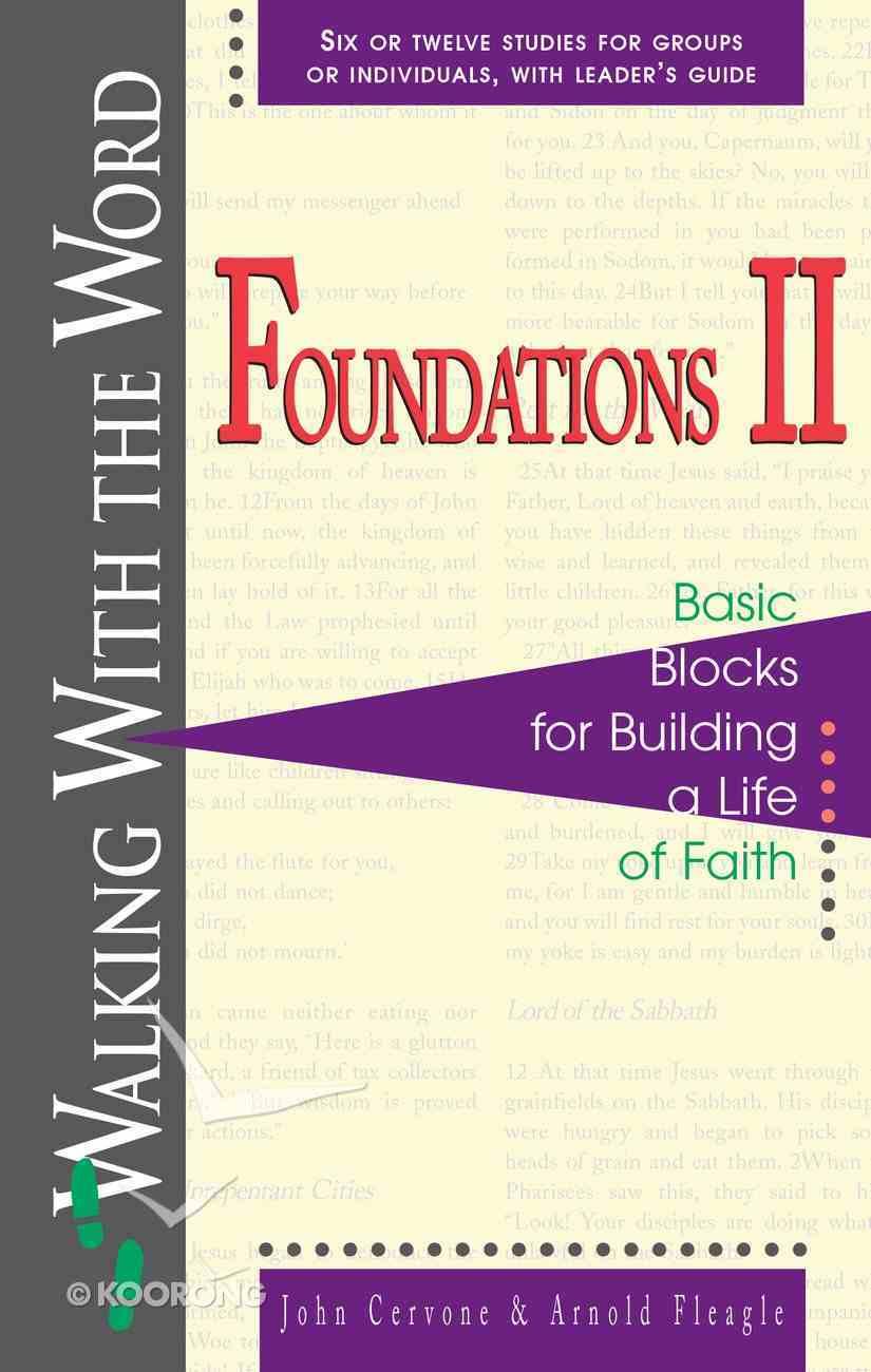 Foundations II eBook