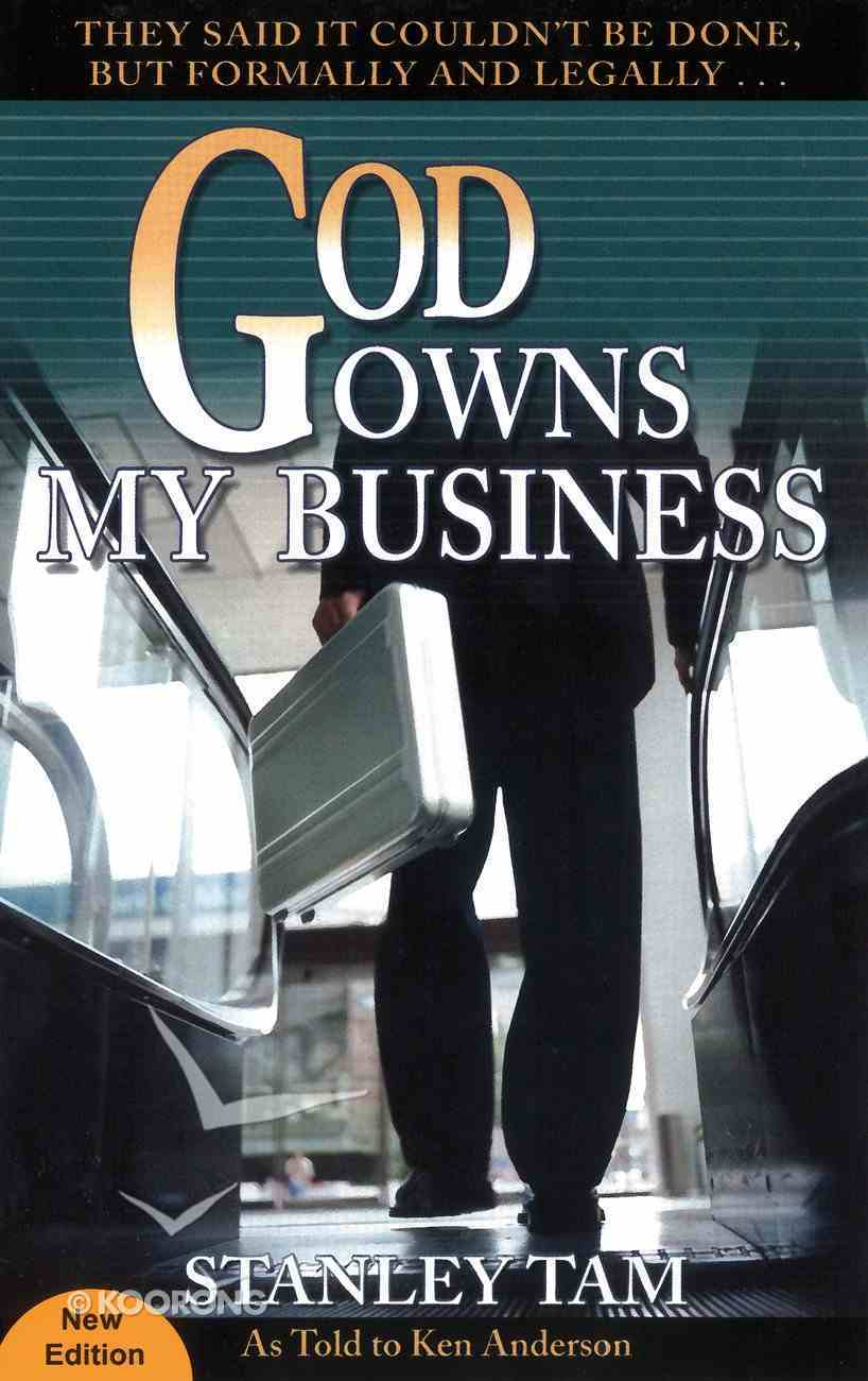 God Owns My Business eBook