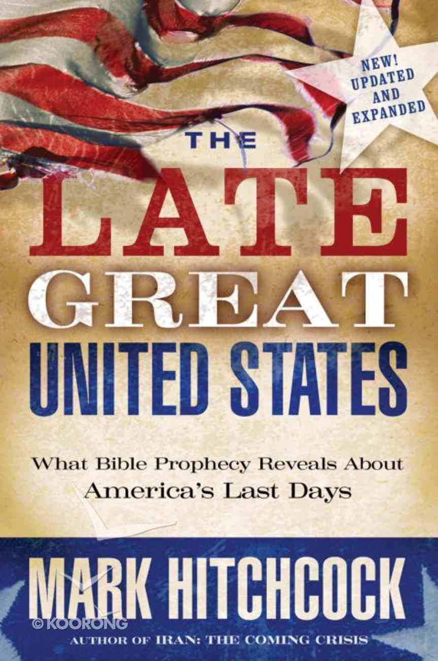 The Late Great United States eBook