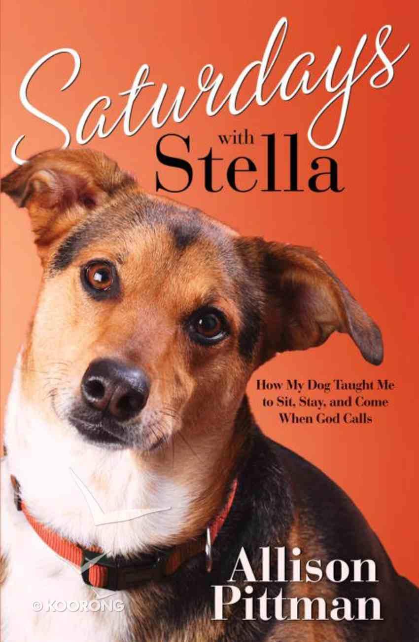 Saturdays With Stella eBook