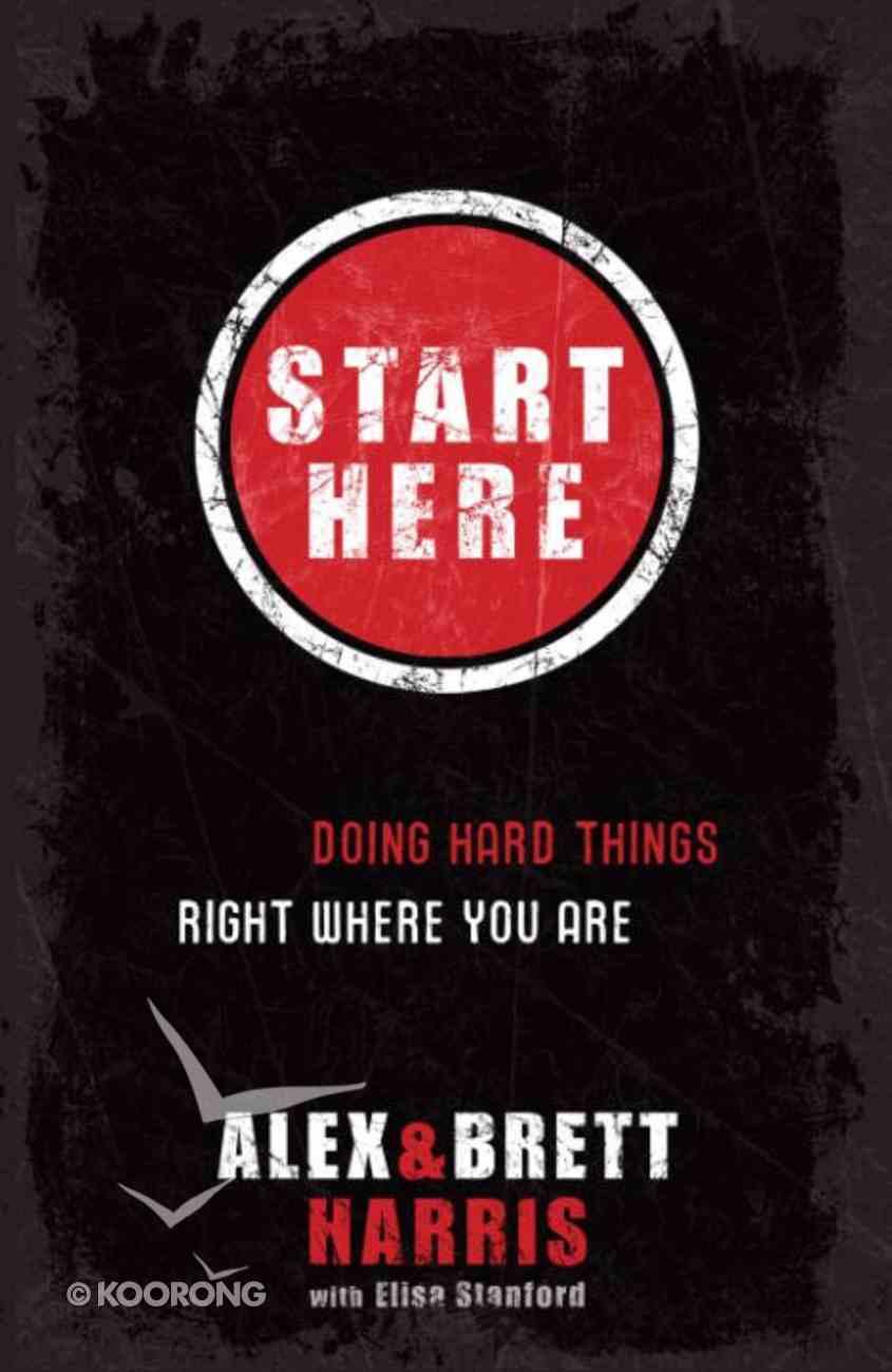 Start Here eBook