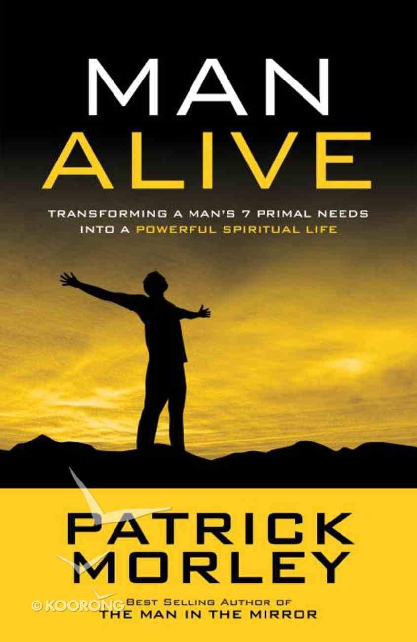 Man Alive eBook