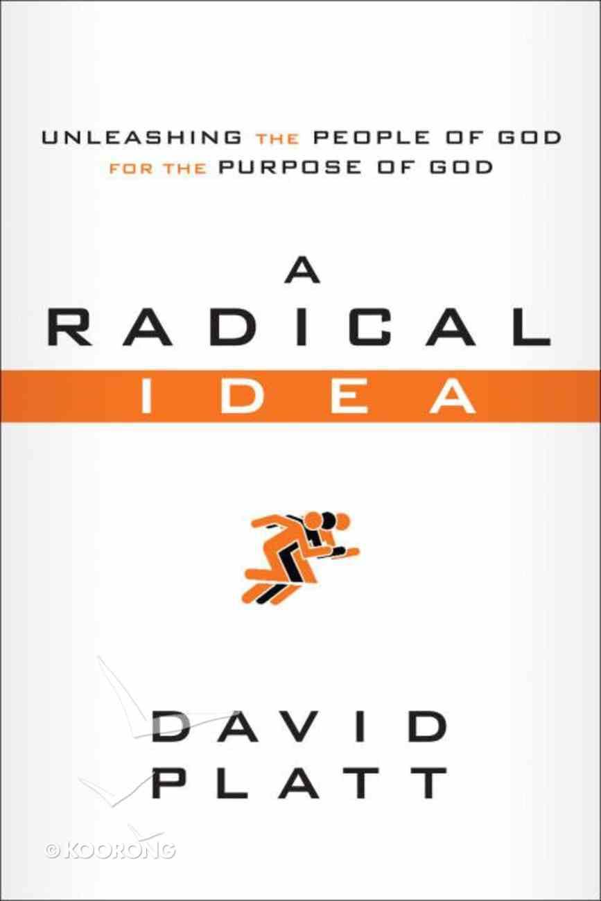 A Radical Idea eBook
