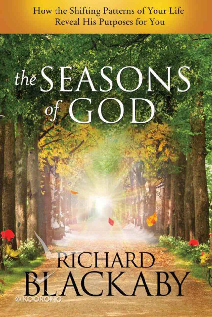 The Seasons of God eBook
