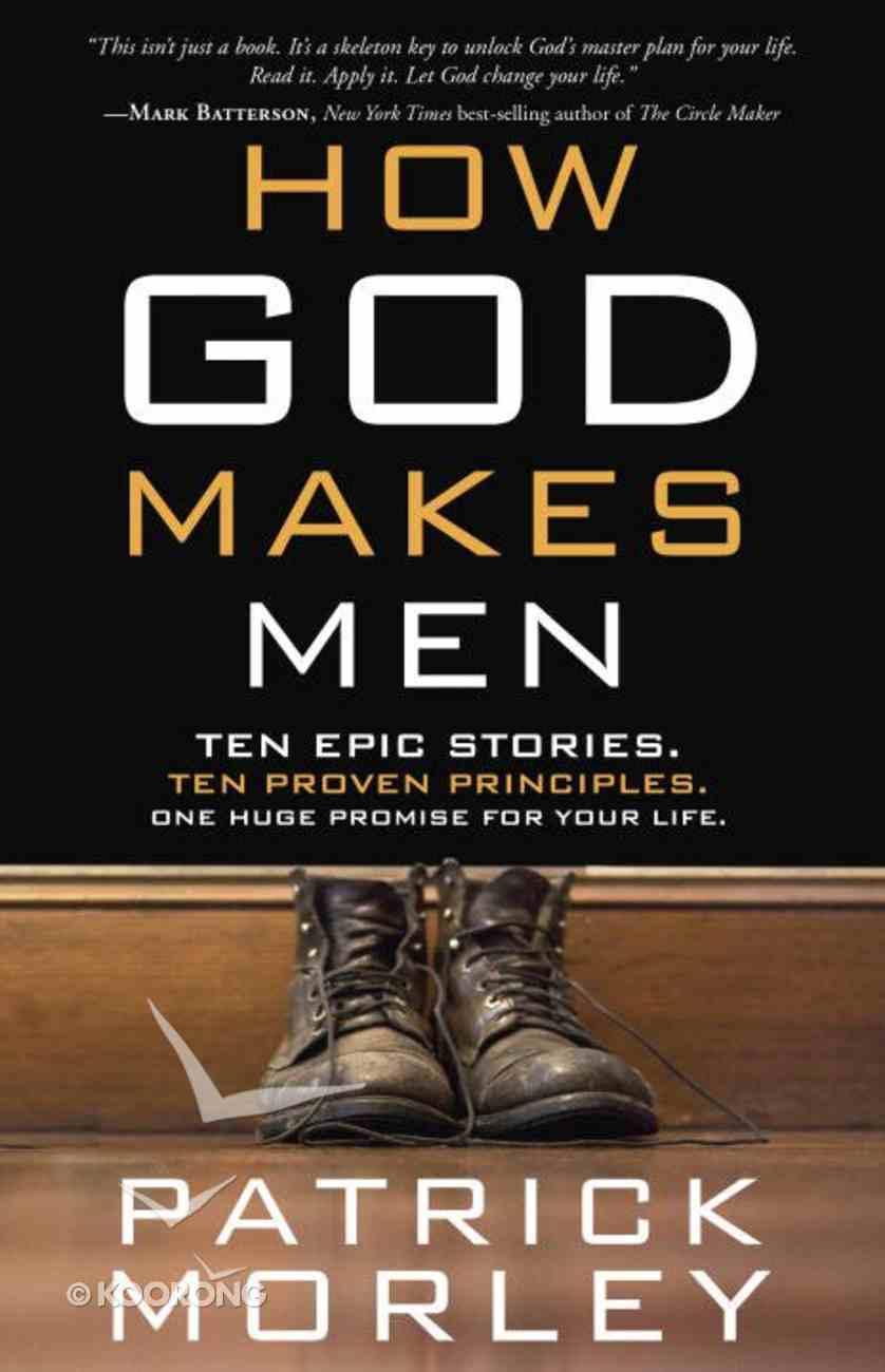 How God Makes Men eBook