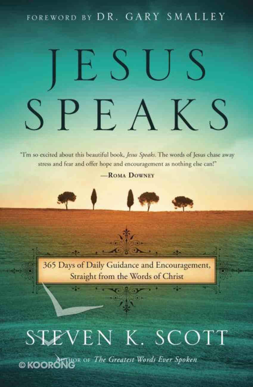 Jesus Speaks eBook