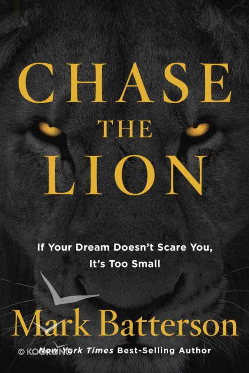 Chase the Lion eBook