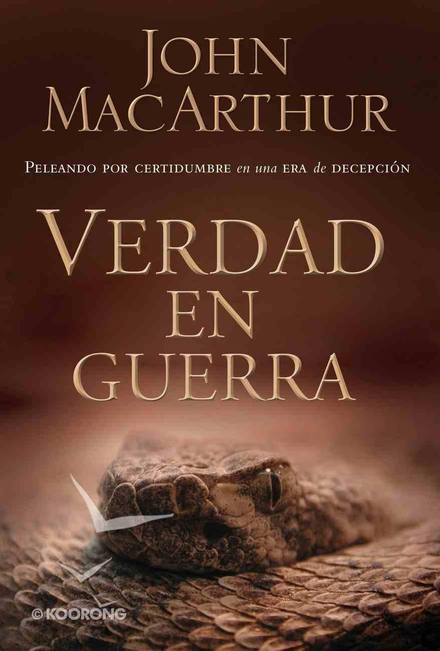 Verdad En Guerra (Spanish) (Spa) (The Truth War) eBook