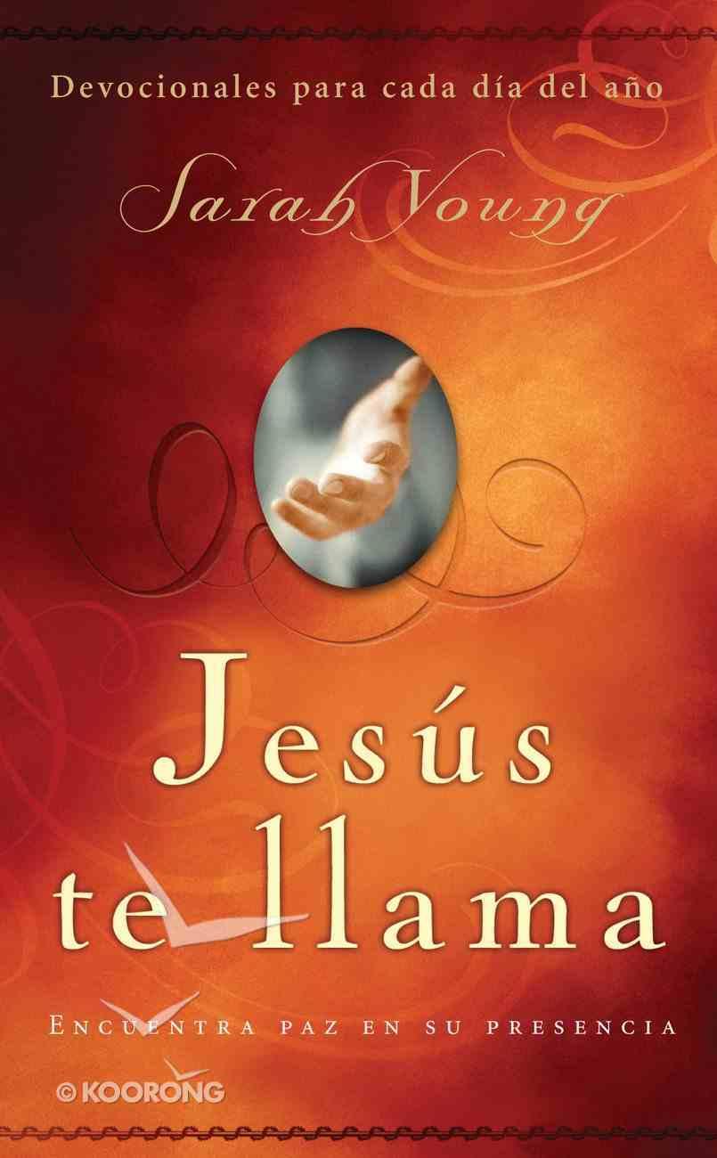 Jesus Te Llama (Spanish) (Spa) (Jesus Calling) eBook