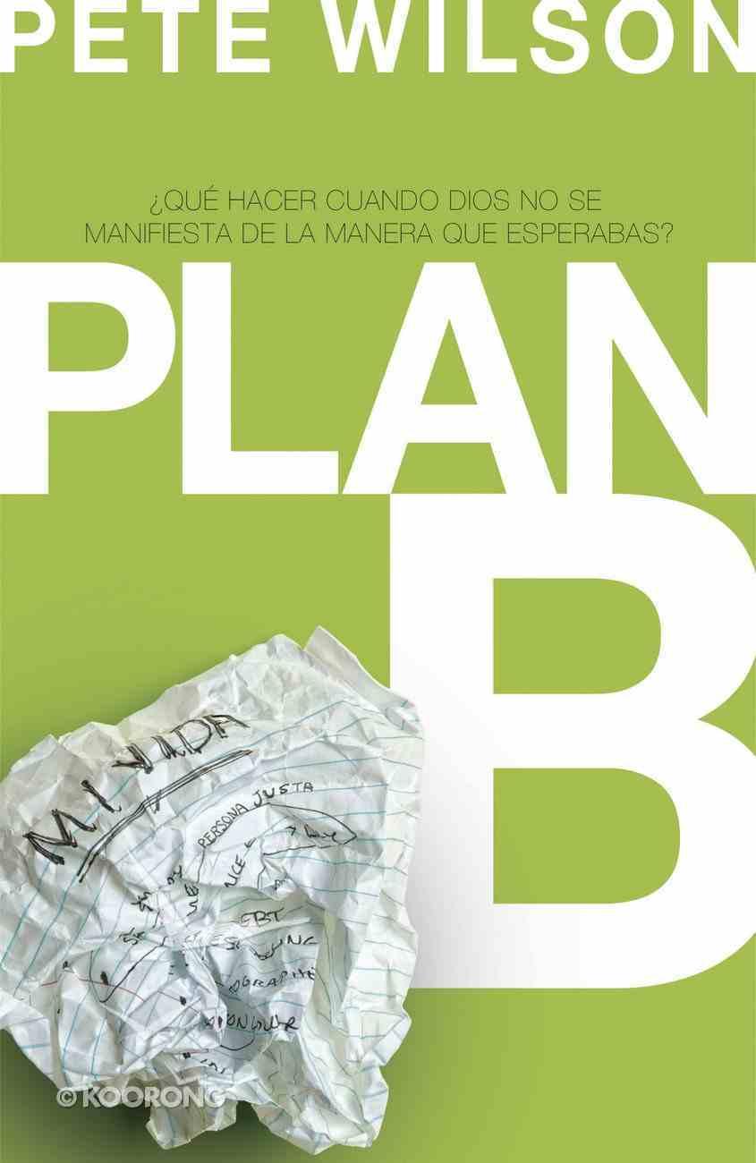 Plan B (Spa) (Spanish) eBook