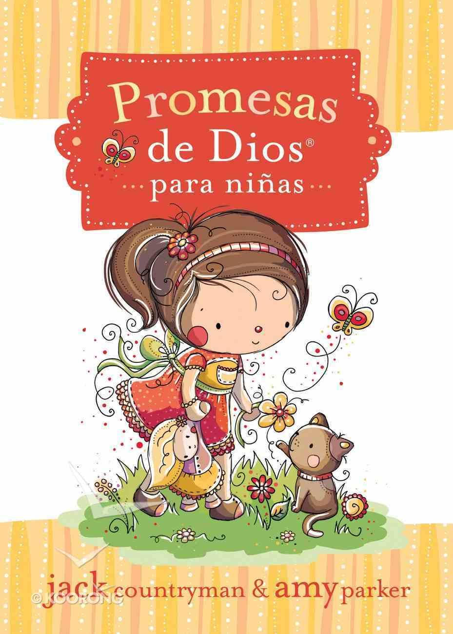 Promesas De Dios Para Ninas (Spanish) (Spa) (God's Promises For Girls) eBook
