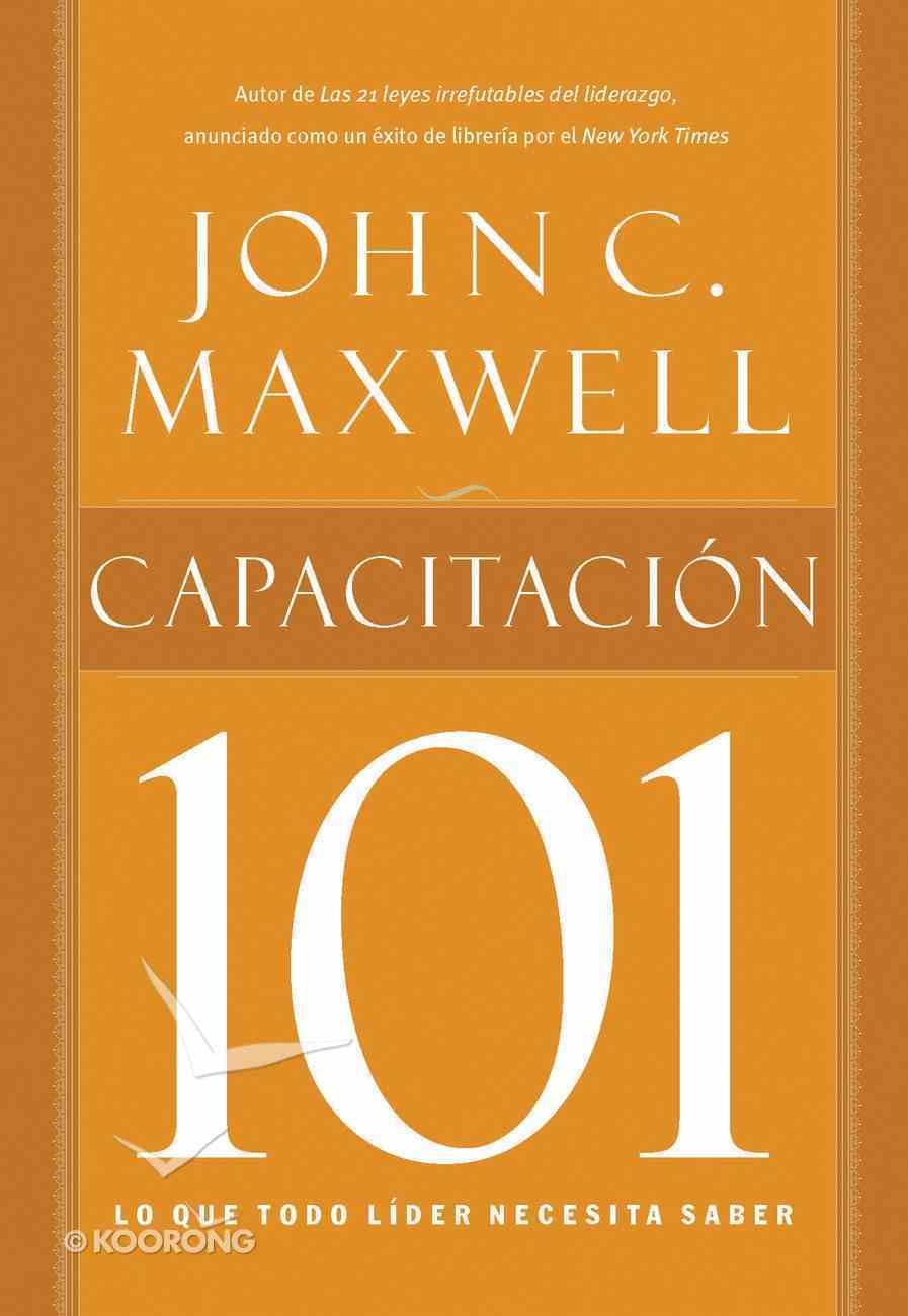 Capacitacion 101 (Spa) eBook